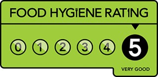 Food Hygeine Rating 5